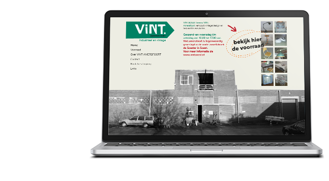 Website Vint. Amersfoort